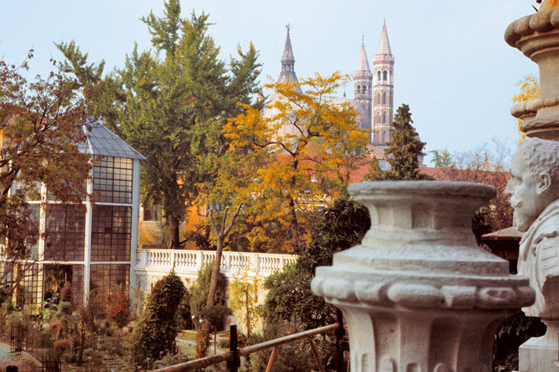 Top10 Patrimonio Unesco Italia: l'Orto Botanico di Padova