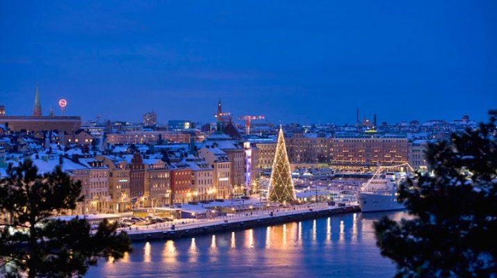 Foto Stoccolma natalizia, inseguendo i cori di Santa Lucia