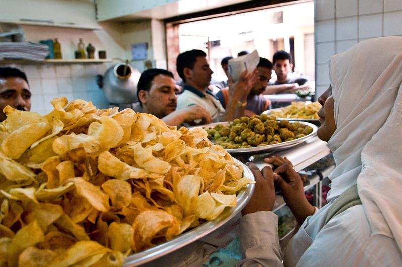 Cairo: Street food all'egiziana