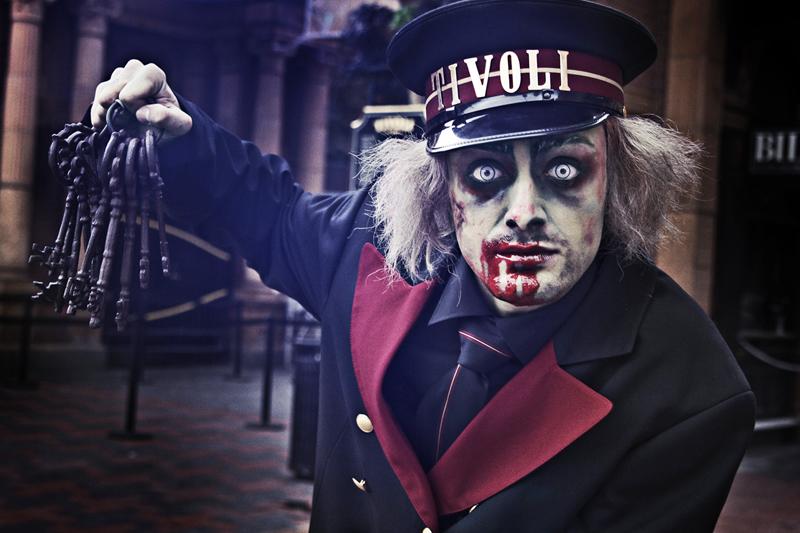 Copenhagen: non c?è Halloween senza Tivoli
