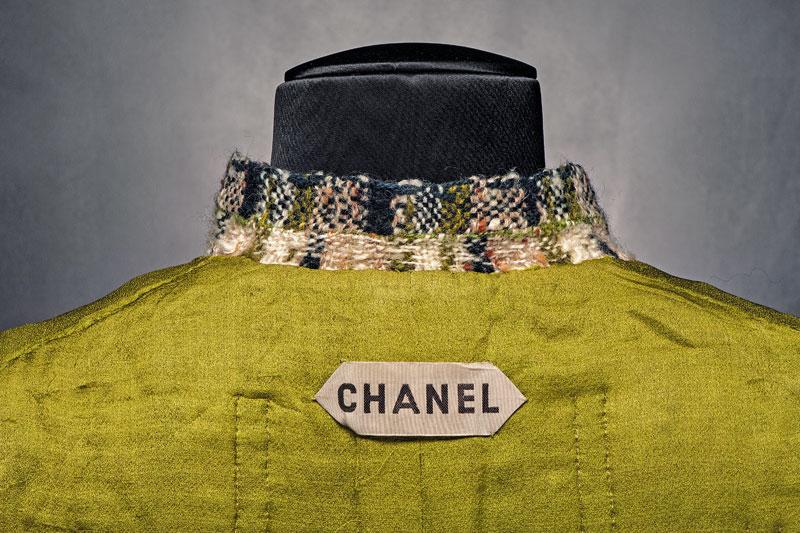 Chanel, la leggenda rivive all'Aia