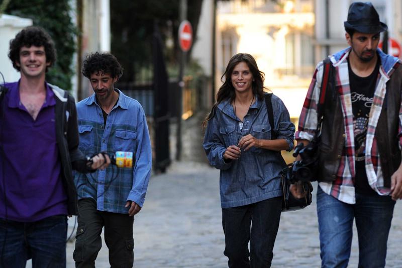 A Roma per il nuovo cinema francese