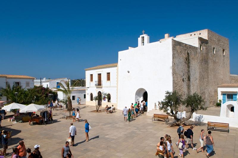 Formentera, nuovo stile balneare