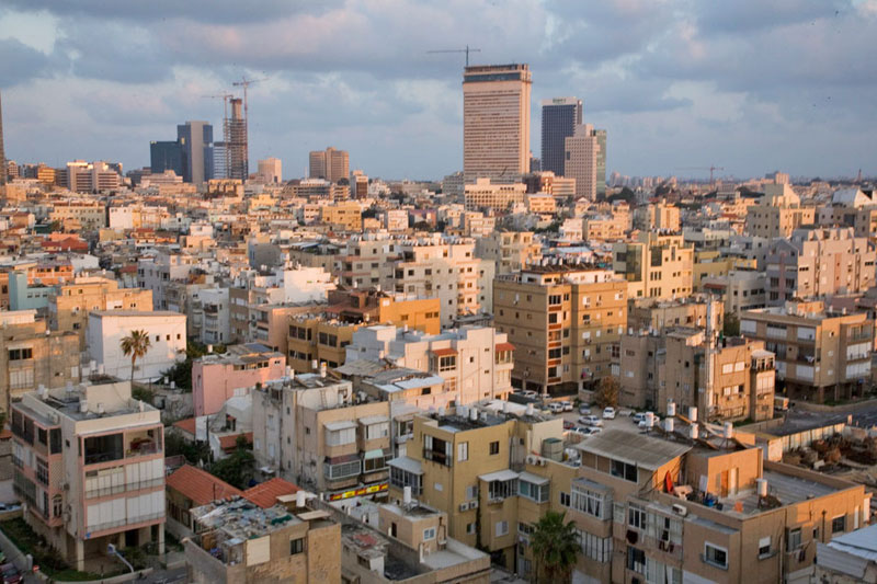 Tel Aviv, movida in stile israeliano