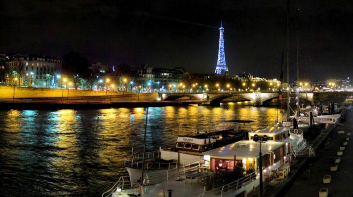 Foto Parigi, la lunga notte dei musei