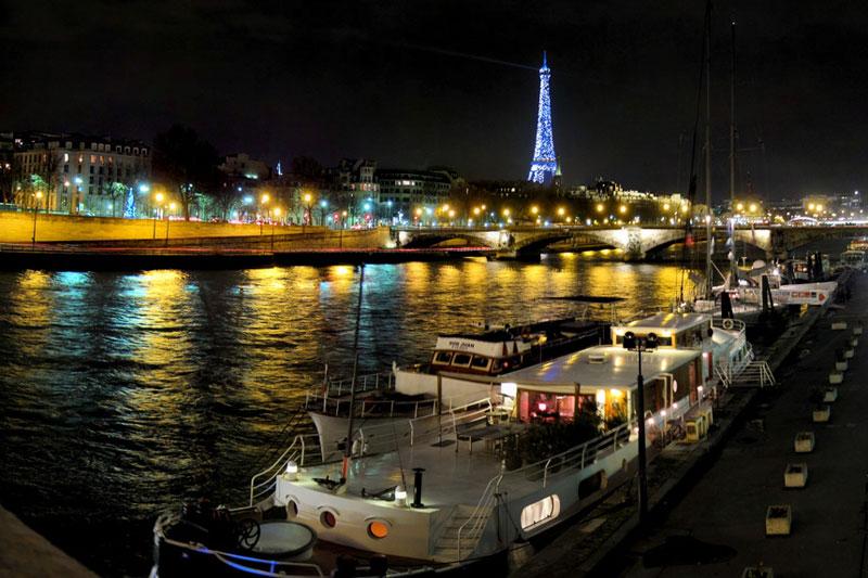 Parigi, la lunga notte dei musei