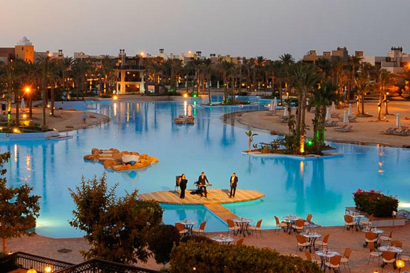 Port Ghalib, il Mar Rosso di lusso