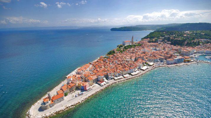 Foto Slovenia sul mare: da Pirano a Portorose