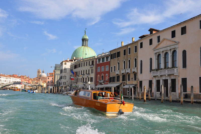 Ponti e sospiri a Venezia