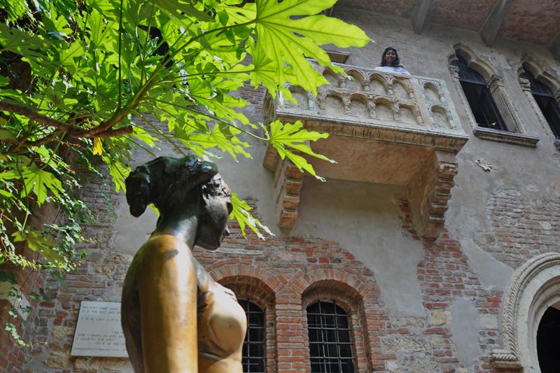 Verona: buon compleanno Giulietta