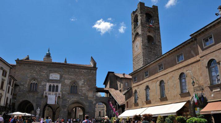 Foto Bergamo: alla scoperta della città alta