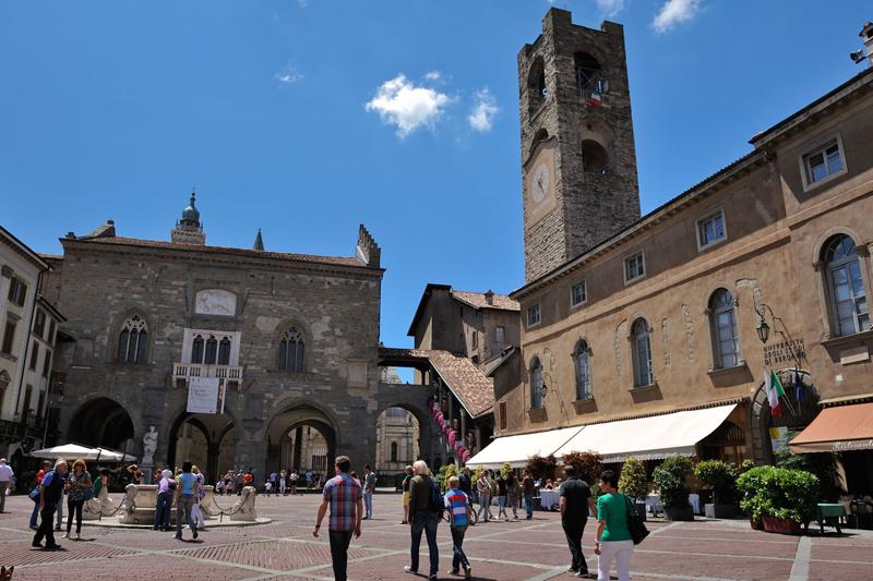 Bergamo: alla scoperta della città alta