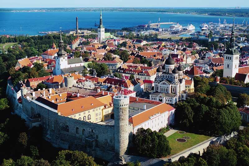 Tallinn, la Silicon Valley sul Mar Baltico