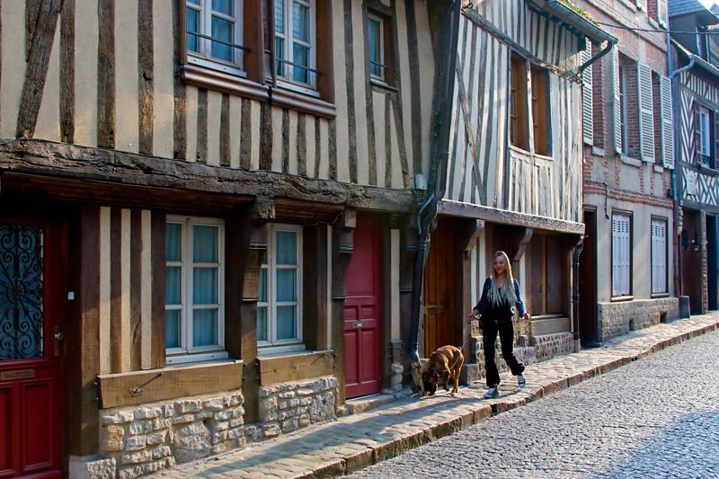 In Normandia, dove vanno i parigini. In cerca di mare, eleganza e storia