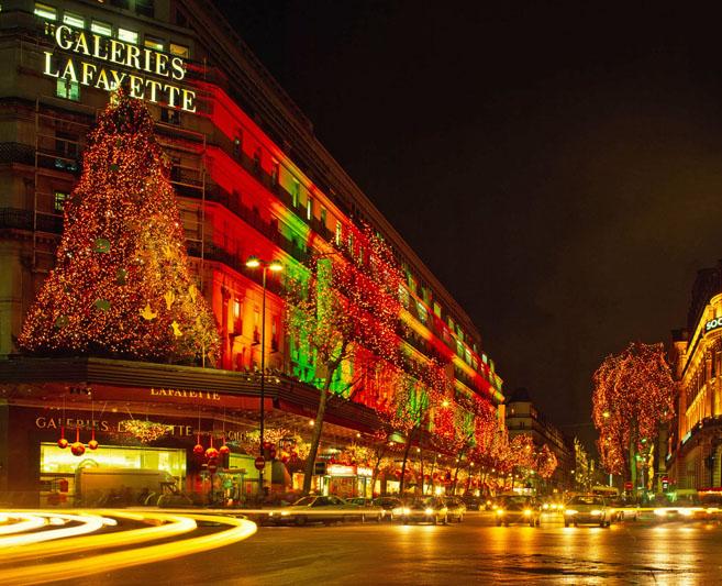 A Parigi, per fare shopping con i saldi