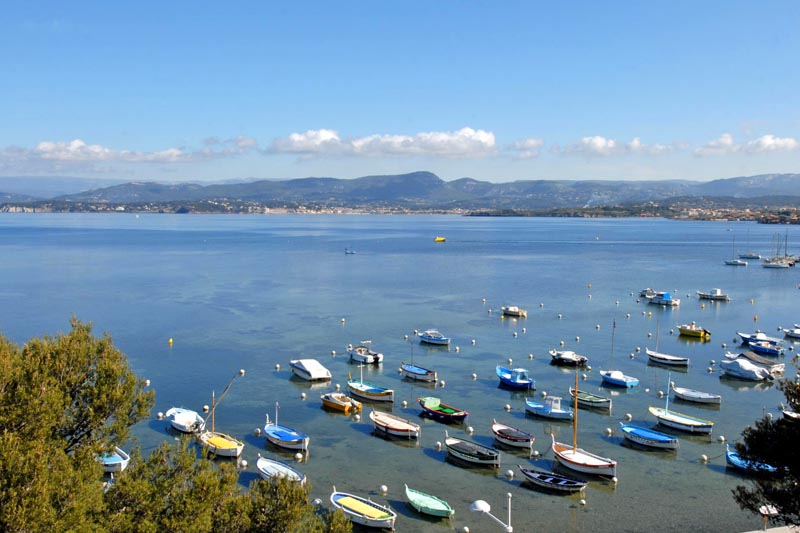 Costa Azzurra, un'estate al bacio