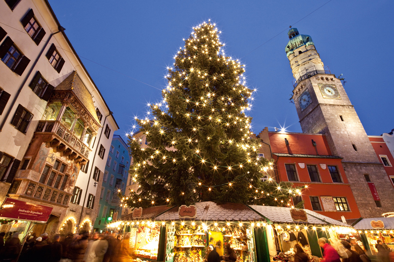 Innsbruck, Austria (dal 15 novembre)