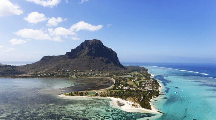 Foto Le spiagge più belle di Mauritius