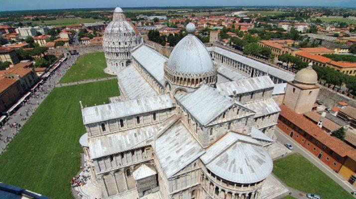 Foto Pisa, città palcoscenico
