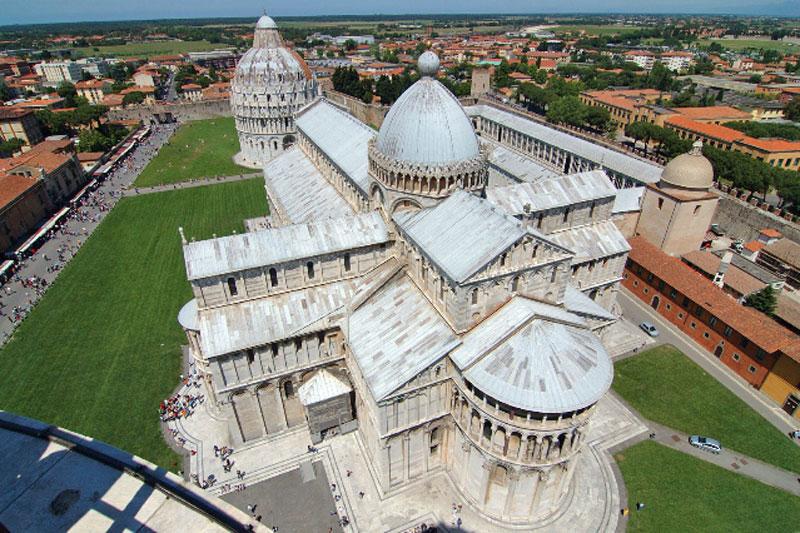 Pisa, città palcoscenico
