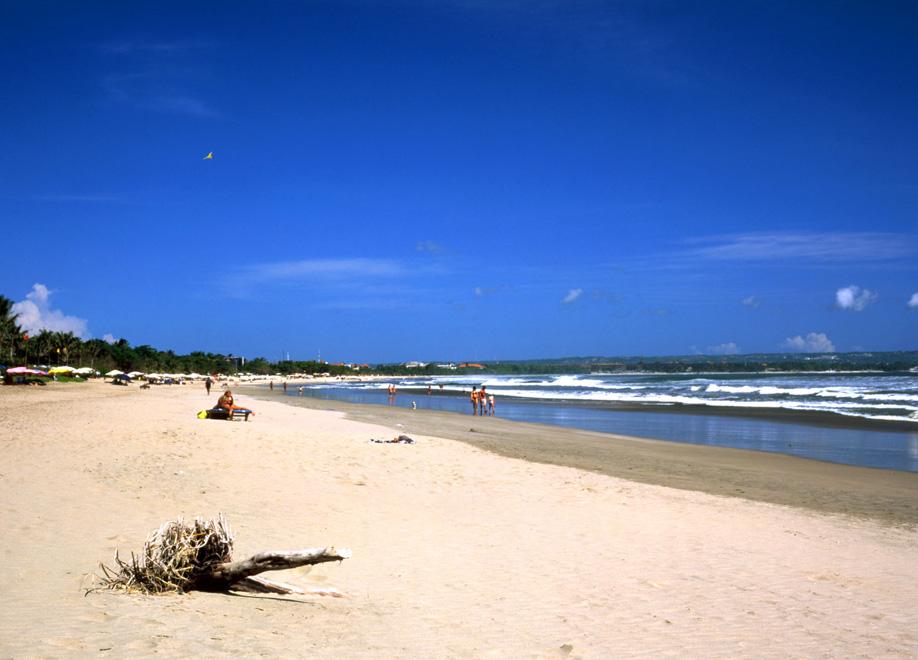 Bali, caldo relax d'inverno