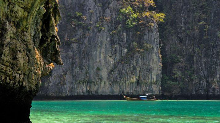 Foto Thailandia, dove l'acqua è più blu