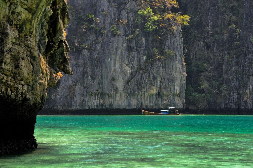 Thailandia, dove l'acqua è più blu