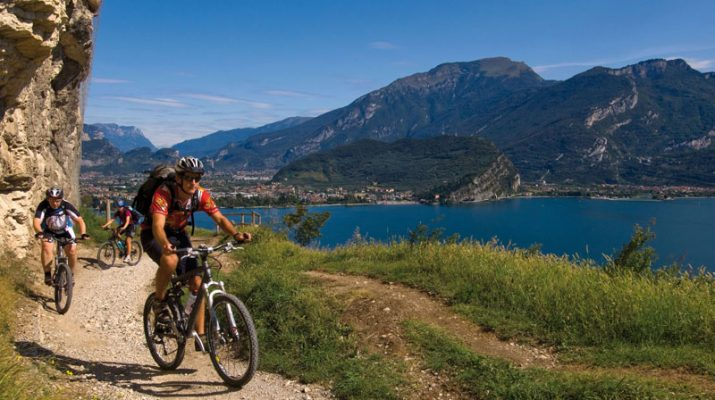 Foto Garda Trentino: primavera sportiva
