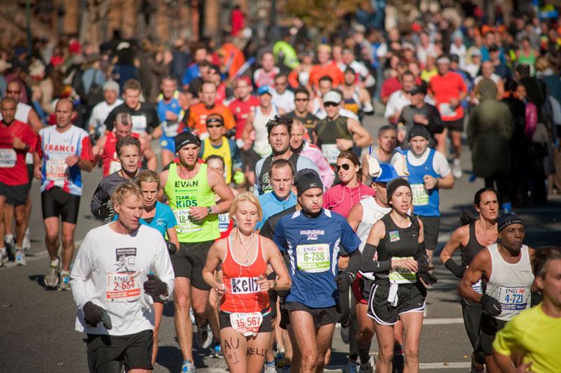 Maratone d'autunno: la top 10