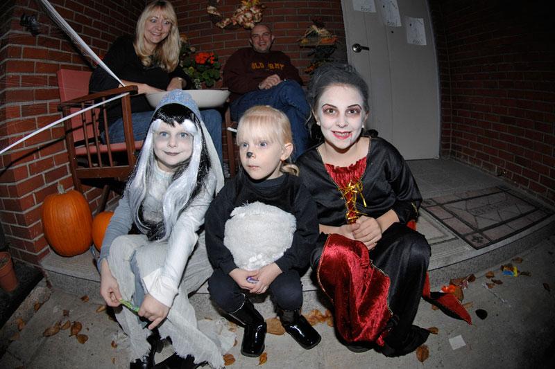 Halloween a Londra: trick or treat?