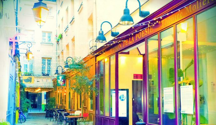 Foto Parigi: tutti svegli per la Notte Bianca