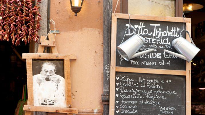 Foto A Roma, per mangiare come una volta