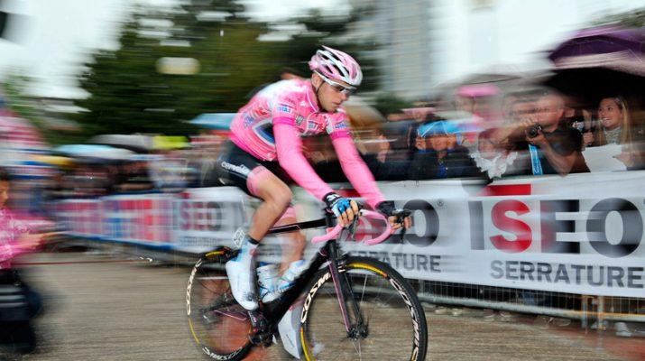 Foto Sulla costiera per il Giro d'Italia