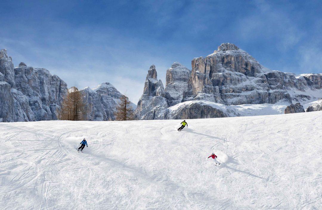 Alto Adige: golosità sulla neve