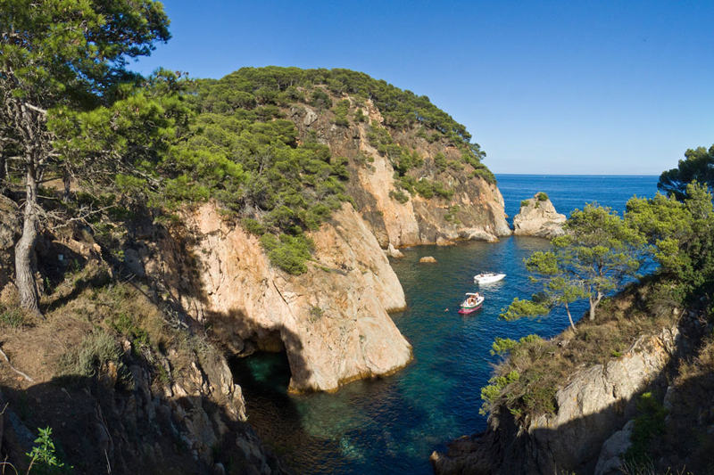 Costa Brava: sole e clima perfetto