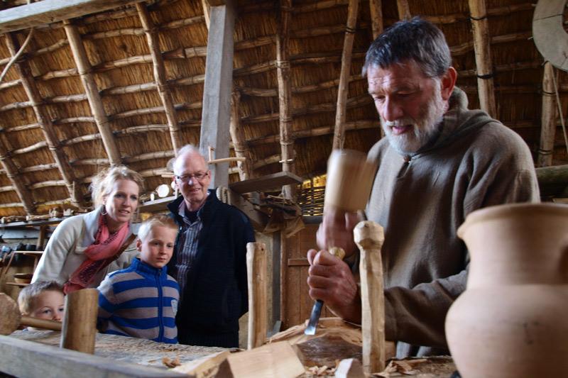 Danimarca: arrivano i vichinghi