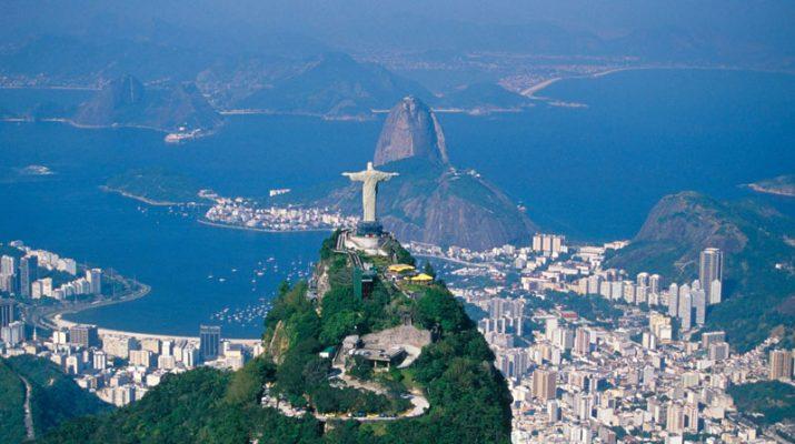 Foto Rio de Janeiro: la Cidade è subito Maravilhosa vista dall?alto