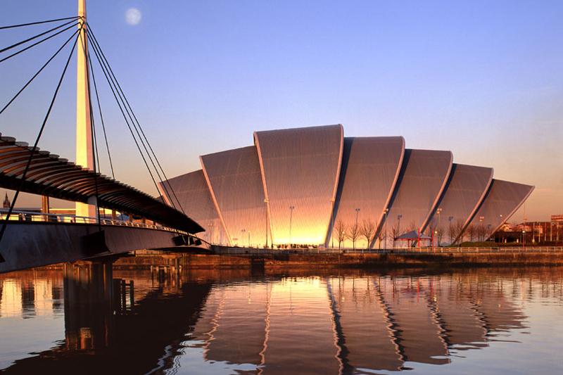 Edimburgo e glasgow british style e architetture ardite for Architettura moderna londra