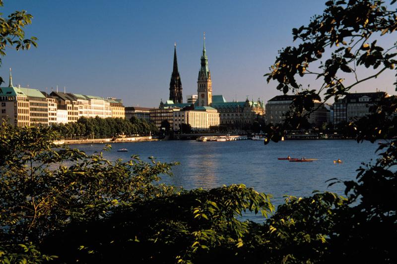 Amburgo: il mare in città