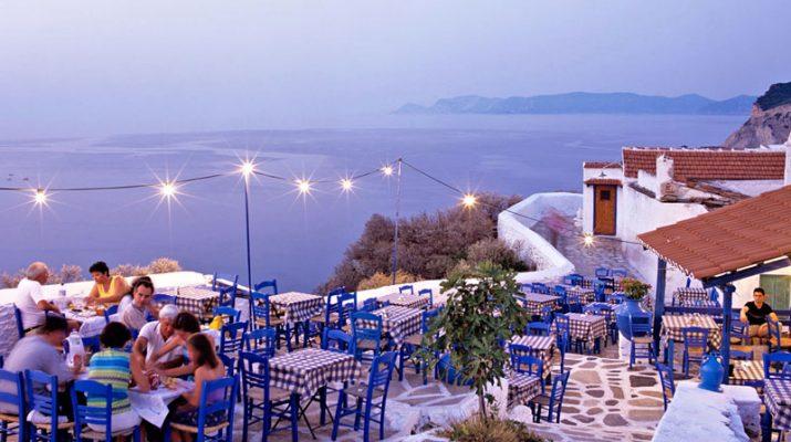 Foto Isole di gusto: l'appetito vien...in Grecia