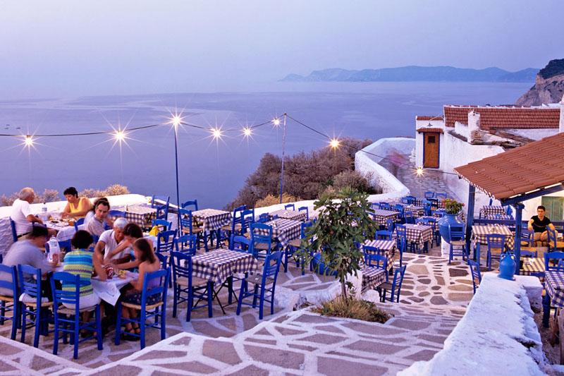 Isole di gusto: l'appetito vien…in Grecia