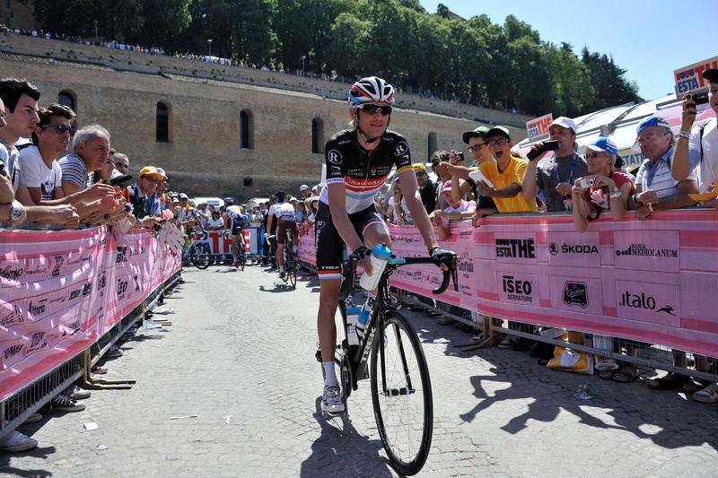 Firenze: il Giro entra in Toscana
