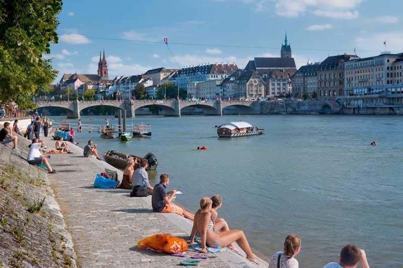 Basilea: è qui l'avanguardia