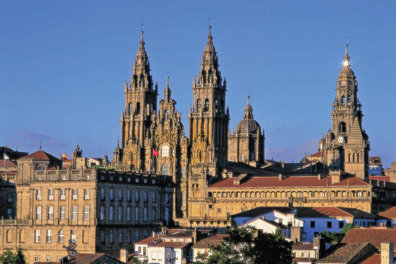 Verso Santiago, lungo il Cammino Francese