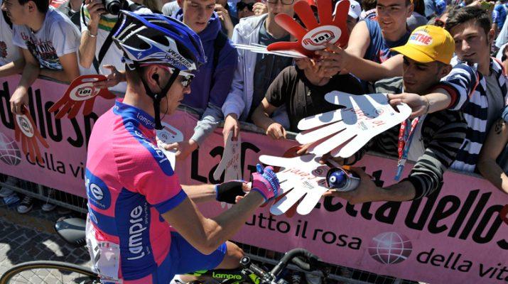 Foto A Ischia per il Giro d'Italia 2013