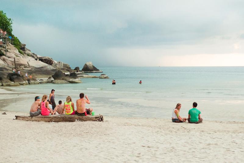 Mare da Oscar a Phi Phi Island