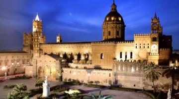 La cattedrale di Palermo. Foto Alamy/Milestonemedia