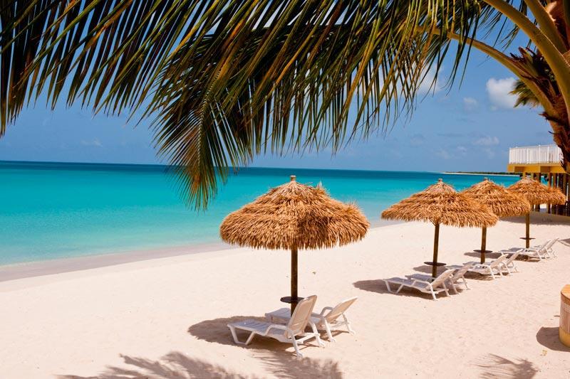 Spiagge dei Caraibi: le magnifiche 7