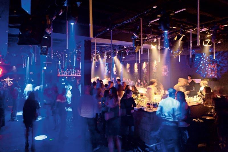 Tel Aviv: è qui la festa