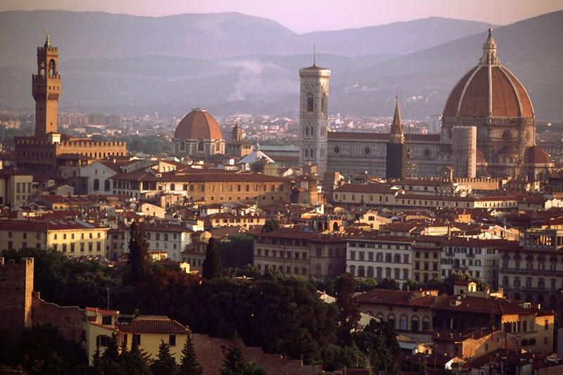 A Firenze sulle tracce di Dante